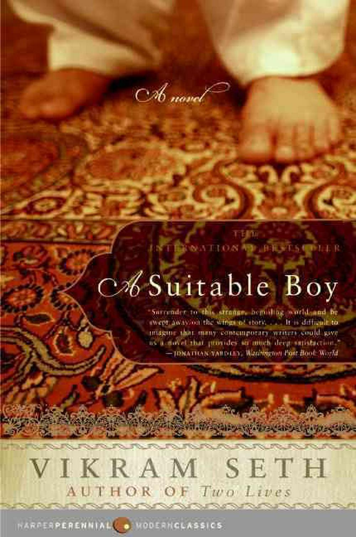 A Suitable Boy (A Bridge of Leaves #1)