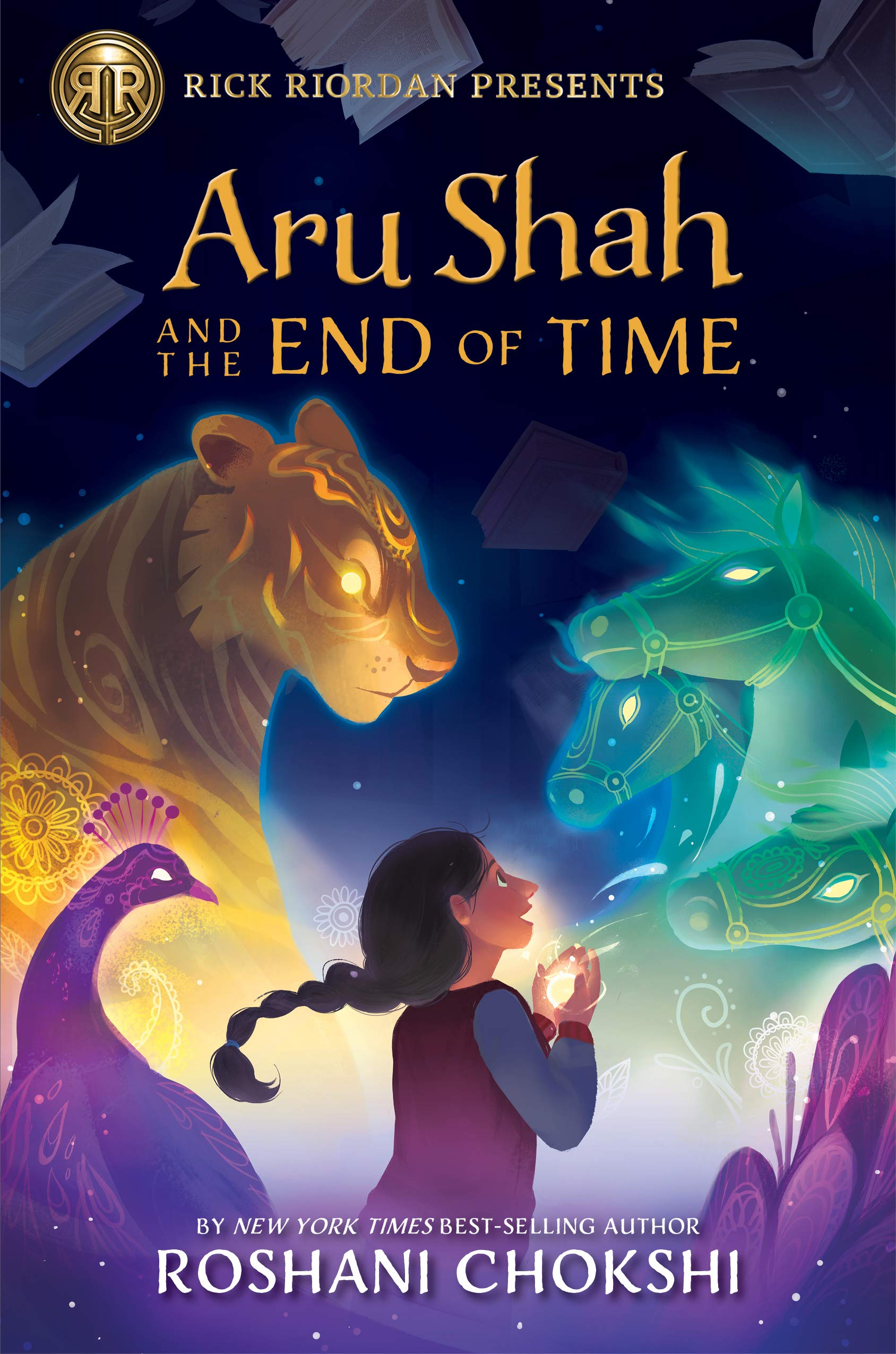 Aru Shah and the End of Time (Pandava Quartet #1)