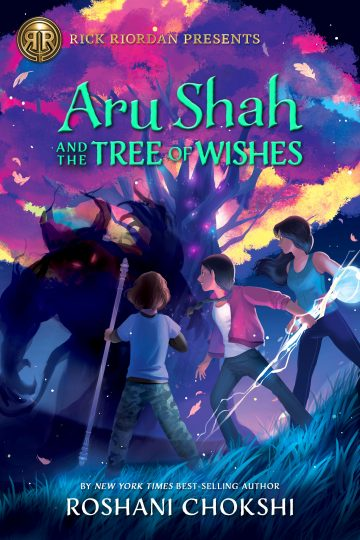 Aru Shah and the Tree of Wishes (Pandava Quartet #3) AudioBook Listan Online