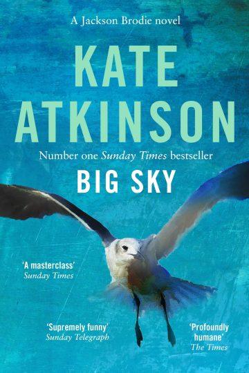 Big Sky (Jackson Brodie #5) AudioBook Listan Online