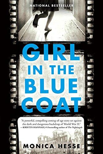 Girl in the Blue Coat AudioBook Listan Online