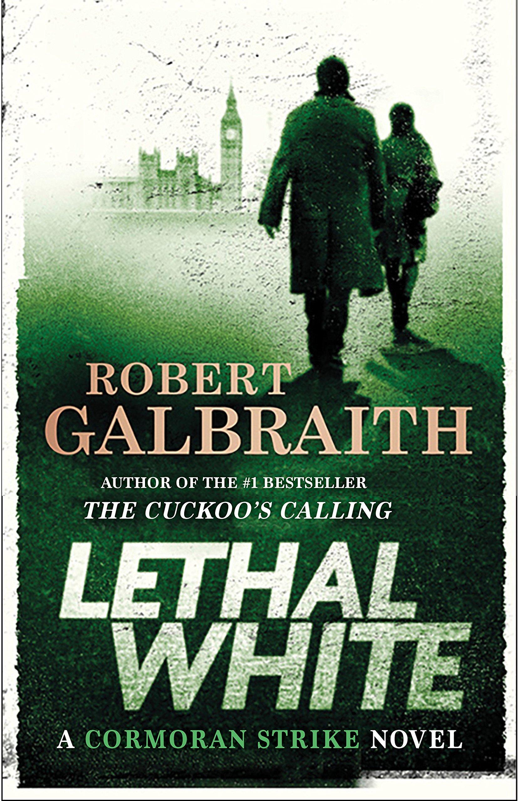 Lethal White (Cormoran Strike #4) AudioBook Listan Online