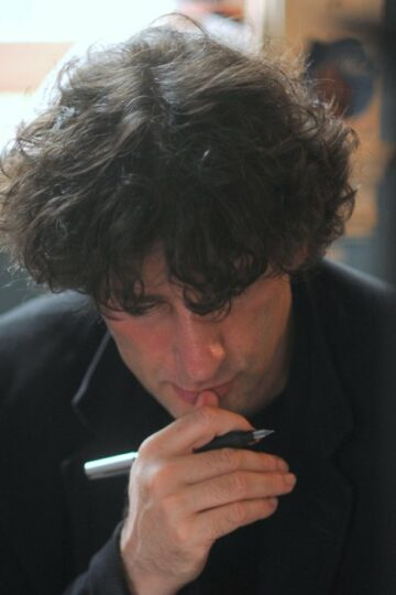 Neil Gaiman's Audio Book Listen Online