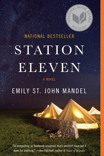 Station Eleven  AudioBook Listan Online
