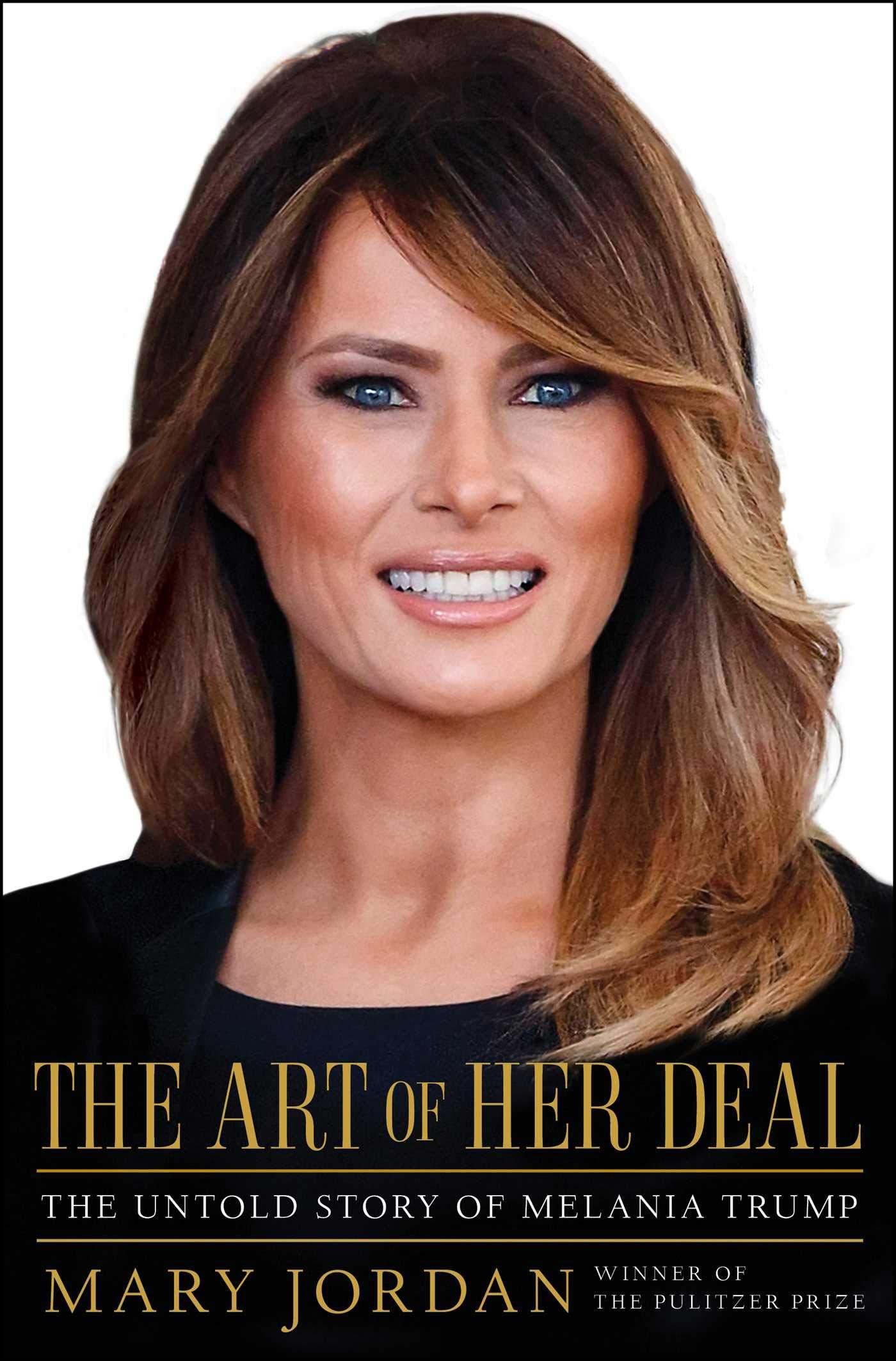 The Art of Her Deal: The Untold Story of Melania Trump AudioBook Listan Online