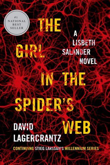 The Girl in the Spider's Web (Millennium #4) AudioBook Listan Online
