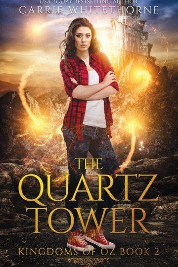 The Quartz Tower (Kingdoms of Oz #2) AudioBook Listan Online