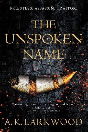 The Unspoken Name (The Serpent Gates #1) AudioBook Listan Online