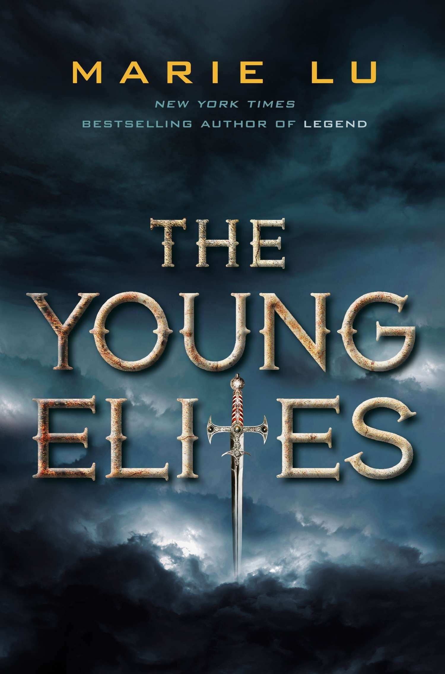 The Young Elites (The Young Elites #1) AudioBook Listan Online