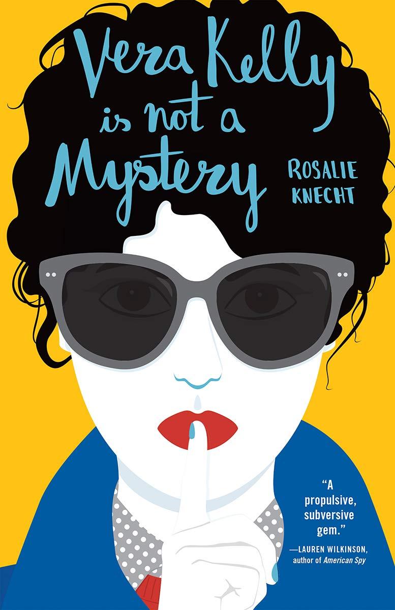 Vera Kelly Is Not A Mystery (Vera Kelly #2) AudioBook Listan Online
