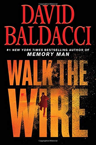 Walk the Wire (Amos Decker #6) AudioBook Listan Online