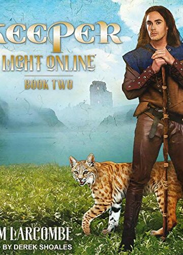 Keeper (Light Online #2)  AudioBook Listan Online