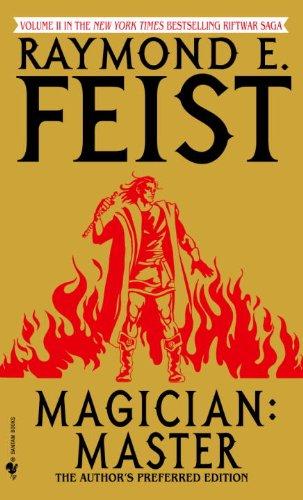 Magician: Master (The Riftwar Saga #2)  AudioBook Listan Online