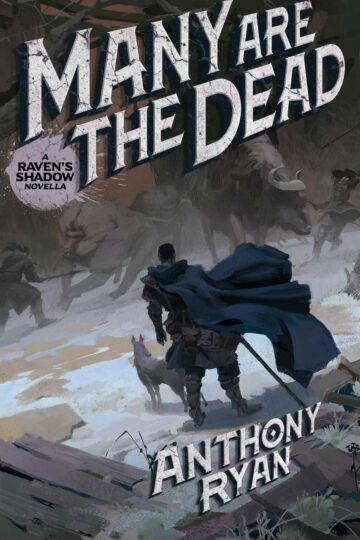 Many Are the Dead (Raven's Shadow #3.6)  AudioBook Listan Online