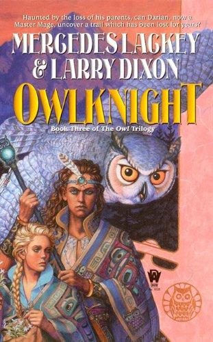 Owlknight (Valdemar: Owl Mage Trilogy #3)  AudioBook Listan Online