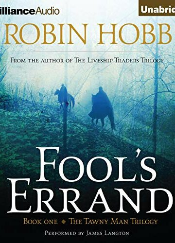 Fool's Errand (The Tawny Man #1)  AudioBook Listan Online