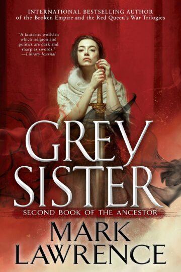 Grey Sister (Book of the Ancestor #2)  AudioBook Listan Online