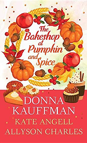 The Bakeshop at Pumpkin and Spice  AudioBook Listan Online