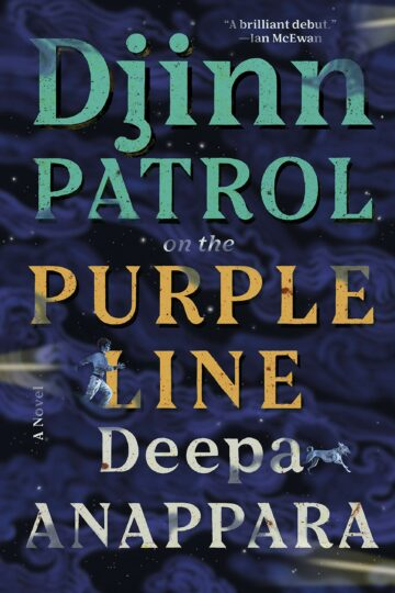 Djinn Patrol on the Purple Line  AudioBook Listan Online