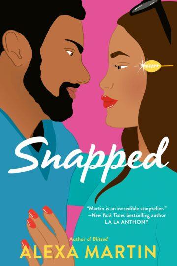 Snapped (Playbook #4)  AudioBook Listan Online