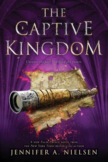 The Captive Kingdom (The Ascendance Series #4)  AudioBook Listan Online