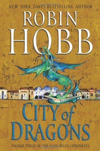 City of Dragons (The Rain Wild Chronicles #3)  AudioBook Listan Online