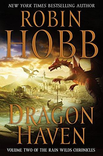 Dragon Haven (The Rain Wild Chronicles #2)  AudioBook Listan Online