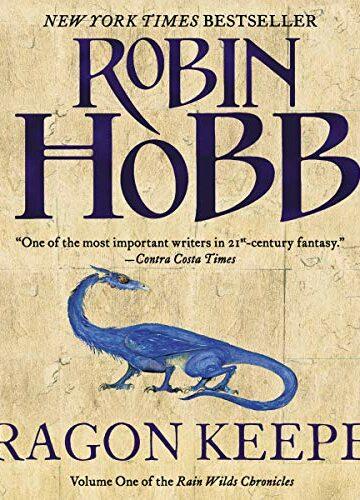 The Dragon Keeper (The Rain Wild Chronicles #1)  AudioBook Listan Online
