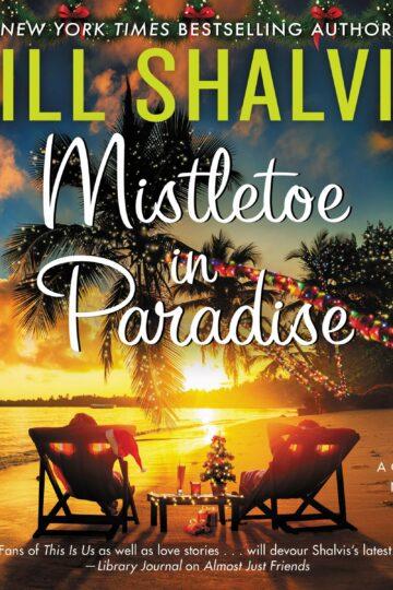 Mistletoe in Paradise (Wildstone #5.5)  AudioBook Listan Online