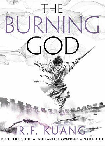 The Burning God (The Poppy War #3)  AudioBook Listan Online