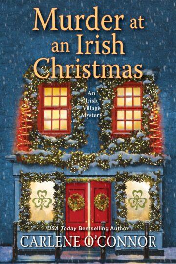 Murder at an Irish Christmas (Irish Village Mystery #6)  AudioBook Listan Online