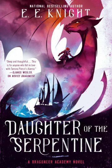 Daughter of the Serpentine (Dragoneer Academy #2)  AudioBook Listan Online