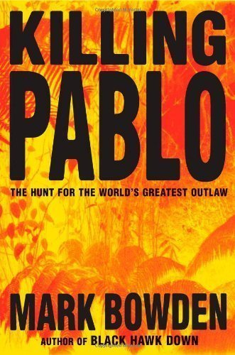 Killing Pablo: The Hunt for the World's Greatest Outlaw  AudioBook Listan Online