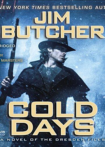 Cold Days (The Dresden Files #14)  AudioBook Listan Online