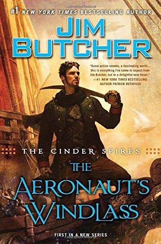 The Aeronaut's Windlass (The Cinder Spires #1)  AudioBook Listan Online