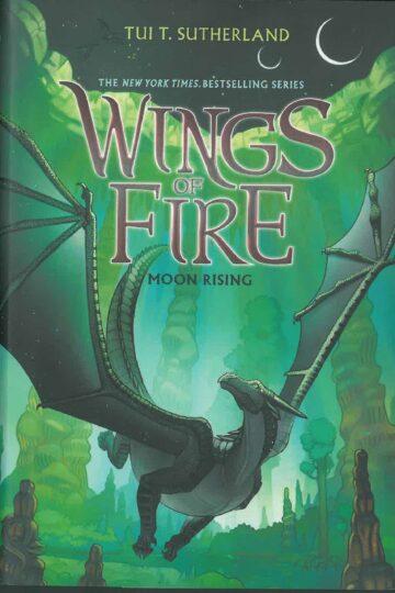 Moon Rising (Wings of Fire #6)  AudioBook Listan Online