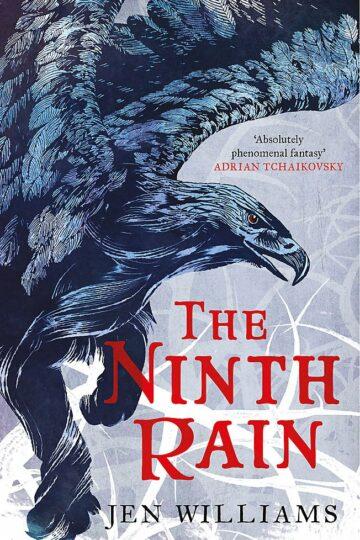 The Ninth Rain (The Winnowing Flame Trilogy #1)  AudioBook Listan Online