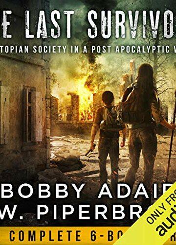The Last Survivors Box Set (Books #1-6)  AudioBook Listan Online