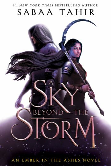 A Sky Beyond the Storm (An Ember in the Ashes #4)  AudioBook Listan Online