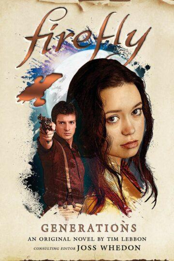 Firefly: Generations (Firefly #3)  AudioBook Listan Online
