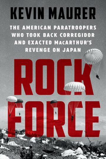 Rock Force: The American Paratroopers Who Took Back Corregidor and Exacted MacArthur's Revenge on Japan  AudioBook Listan Online