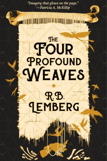 The Four Profound Weaves (Birdverse)  AudioBook Listan Online