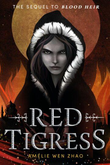 Red Tigress (Blood Heir Trilogy #2)  AudioBook Listan Online